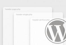 WordPressでページごとにヘッダー、フッター、サイドバーを切り替える方法